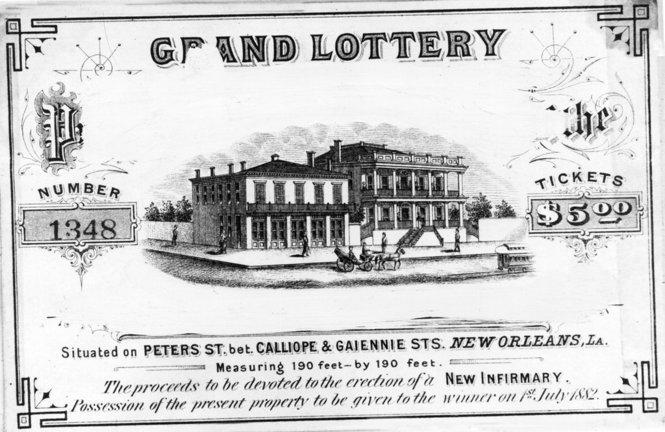 loterijos istorija